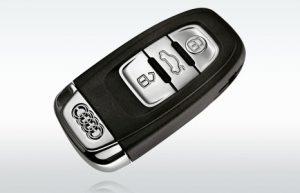 Audi raktas