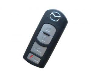 Mazda-raktas